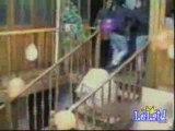"Chute escalier "" glissades !!!"""