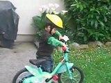 nieuwe fiets/nouveau velo