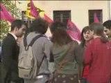 1er mai 2008 à Clermont-Ferrand
