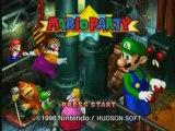 ingame Mario Party