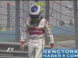 Turkish Formula One Grand Prix: Race