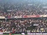 Tour d'honneur Pedro PSG ASSE