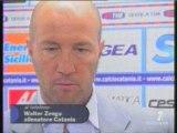 Juventus-Catania 1-1 sintesi ed interviste di A. Patanè