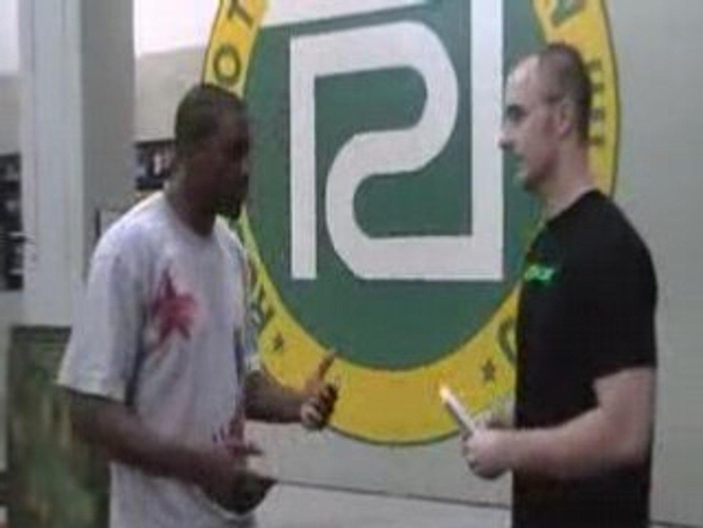 MMAwesome Interviews Dymond Jones
