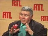 Claude Allègre invité de RTL (12 mai 2008)