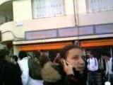Manifestation etudiant CPE Jules Ferry Cannes 2006
