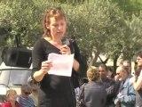 RESF  26/04 Vidéo 1/2 Hortefeux sarkozy stop aux quotas