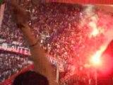 Psg - Saint Etienne 1-1 : but de Clement (+ambiance stade)