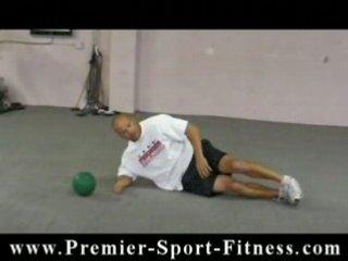 Women's abs workout