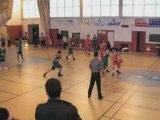 Coupe de France Cadets 1/8 Le havre vs St Nazaire basket