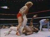 Junkyard Dog vs Greg Valentine (WM I)