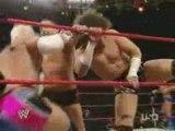 WWE RAW - 12/5/08 - Carlito & Santino vs. Cody & Holly