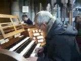 faire de l'orgue à l'église St Nicolas de Nantes