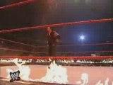Inferno match between Undertaker and Kane