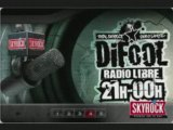 SKYROCK n°7 -Difool -clash -Robert...