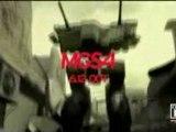 Metal Gear Solid 4 - Publicité téléphone