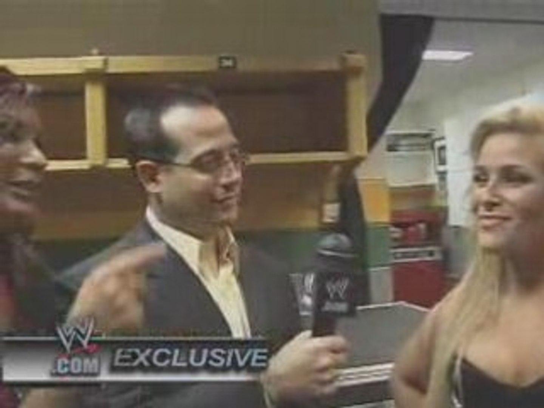 Joey Interviews Natalya