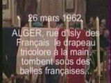 Alger rue d'Isly - 26 mars 1962