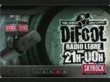 SKYROCK n°11 -Difool -clash -Robert...