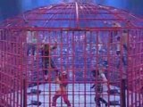 THE TNA WRESTLING DEBUT OF THE TERRORDOME MATCH