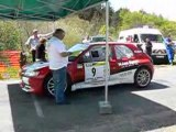 depart 306 maxi es:4 rally val d'agout 2008