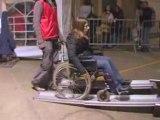 Parcours de sensibilisation au handicap