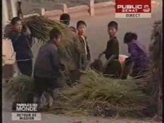 Coree du Nord crise alimentaire 15_05_08