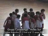 Grupo Covadonga- Avilés Sur Cadete MAsculino