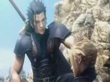 AMV Final Fantasy VII Crisis Core/Dirge Of Cerberus