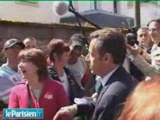 Sarkozy prend une leçon de communication