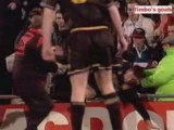 Eric Cantona Kung Fu Kick After Getting Sent Off For Man Utd