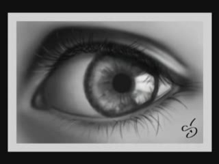 Tutorial 2 : How to draw  REALISTIC  EYES