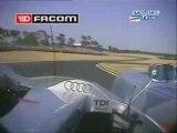 24H du Mans 2006 Audi R10 Onboard