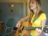 Avril Lavigne When You're gone Acoustic Melissa Hollick