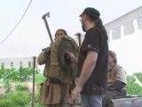 Cours d'armes au XIIIème siècle