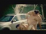 Subaru Forester 2009 Sexy Car Wash Wet Sumo