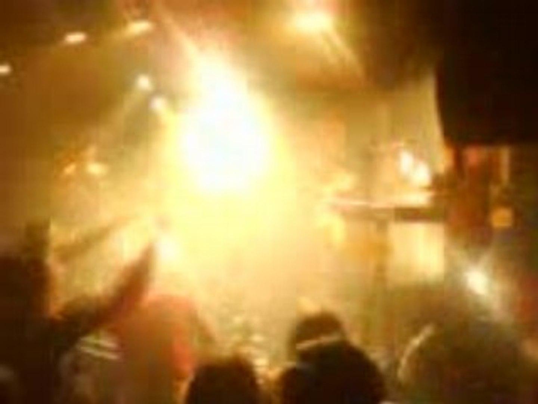 Les Singes Savants à la Boule Noire - 17 mai 2008