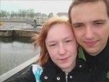 Voyage au bord de la mer avec mon chéri