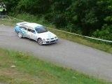 rallye de l'épine 2008 rigolet sierra cosworth
