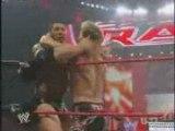 Chris Jericho Vs. Batista Part 1