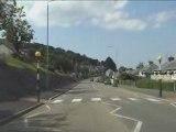 1st Avenue Aberystwyth A487 Wales Road Video