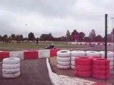 24H karting 21eme heure