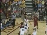 NBA Draft 2008 Prospect Brook Lopez
