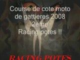 Course de cote moto  gattieres 2008  2e  partie