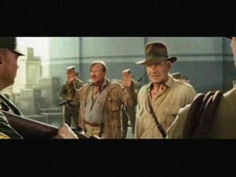 Indiana Jones Returns!