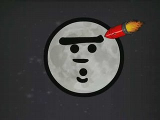 Moon Bully - Rocket