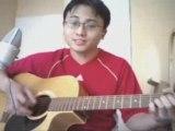 Bonne Idée - Goldman : Reprise acoustique guitare voix