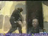 SWAT Coréen Groupe Anti-Terrorisme
