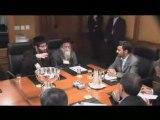 rencontre ahmadinejad rabins antisioniste