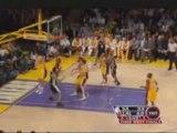 NBA Kobe Bryant scored 22 points and Lamar Odom added 20